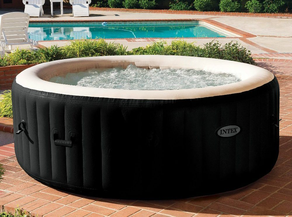 Intex Purespa Jet and Bubble Round