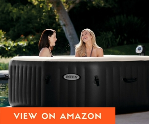 Intex PureSpa Portable Hot Tub For Winter Review
