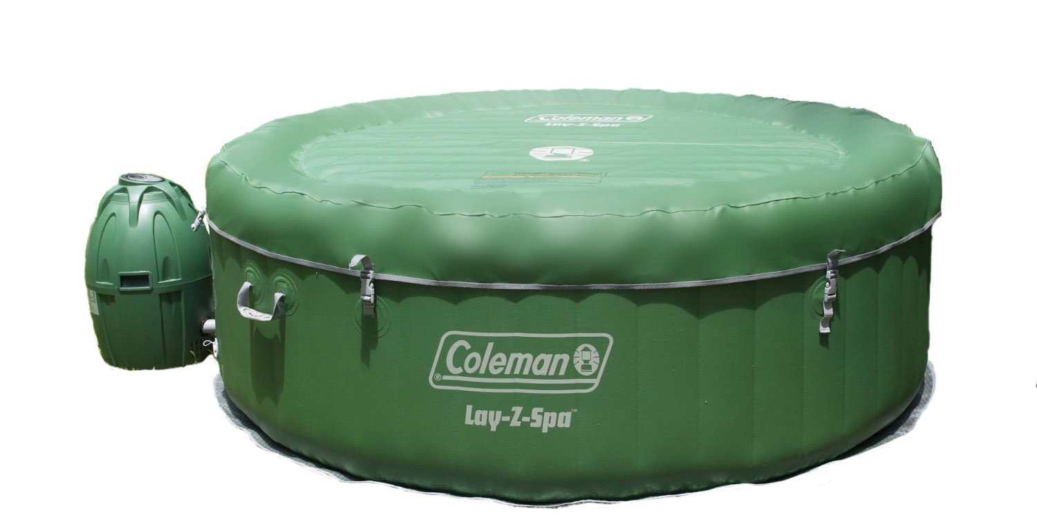 Coleman SaluSpa Review