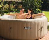 Intex PureSpa Bubble Massage 4-Person Portable Hot Tub Review