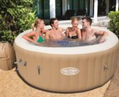 SaluSpa Palm Springs AirJet Inflatable Hot Tub Review