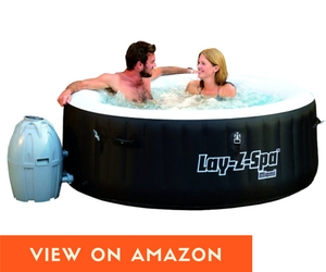 Great 2 Person Inflatable Hot Tub