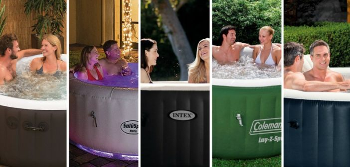 Inflatable Hot Tub Review