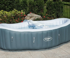 portable pools review hot affordable sided reviews soft tub the splash