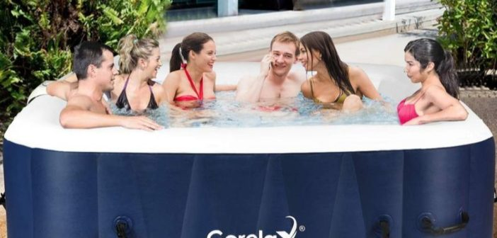 Goplus 6-Person Inflatable Hot Tub Review
